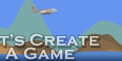 Let's Create A Game – 2D Side-Scrolling Shooter